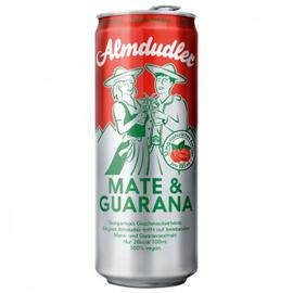 Almdudler Mate & Guarana
