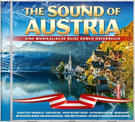 The Sound Of Austria CD