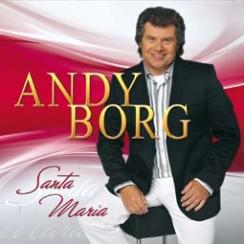 Andy Borg: Santa Maria CD