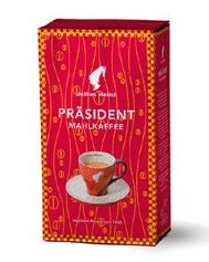 Julius Meinl Kaffee Präsident gemahlen 500g / Kaffee