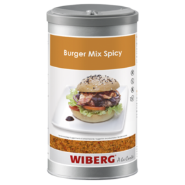 Wiberg Burger Mix Spicy