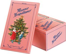 Weihnachten Nostalgiedose Manner