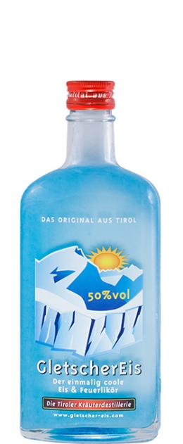 Gletscher Eis Tiroler Krauterdestillerie 0 5l Schnapse
