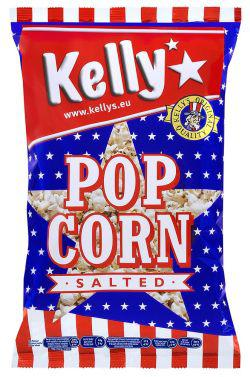 Kelly's Popcorn Salted