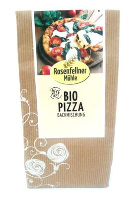 Bio Pizza Mehl Backmischung Rosenfellner
