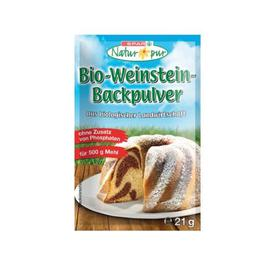 Bio Weinstein Backpulver 3 Stk.
