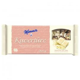 Manner Kuvertüre Weiß