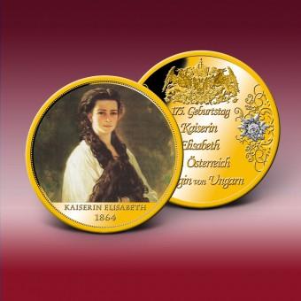 Münze Sissi Elisabeth Sissi Franz Josef Souvenirs österreich