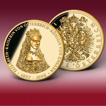 Sissi Münze Sissi Franz Josef Souvenirs österreich Aus